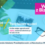 Twój biznes w sieci-Widoczność w sieci