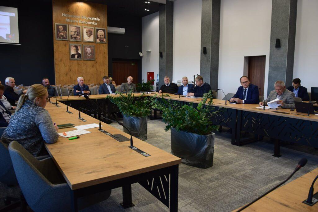 Posiedzenie Rady Gospodarczej